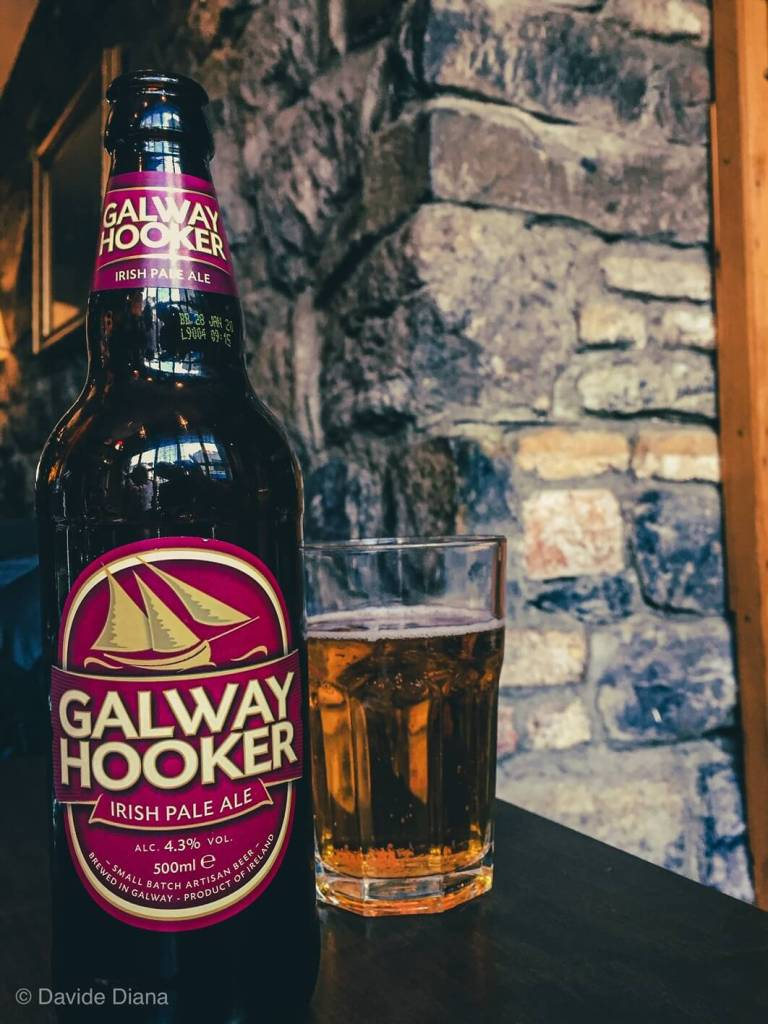 birra tipica di Galway