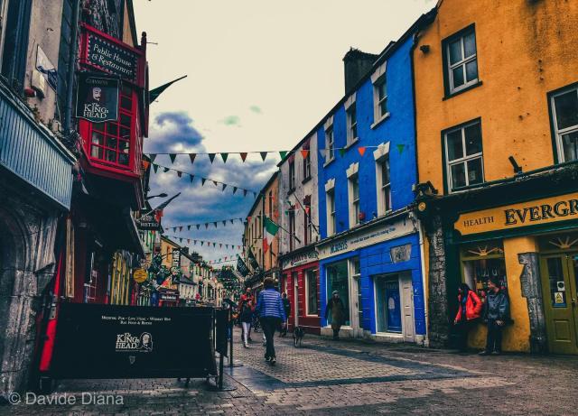 vistare Galway in un giorno