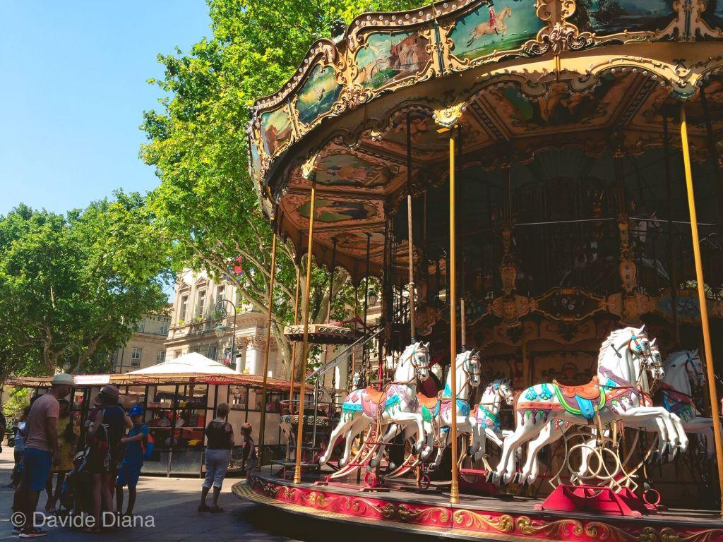 visitare Avignone con bambini