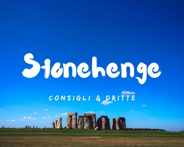 Visitare Stonehenge e Salisbury: i miei consigli