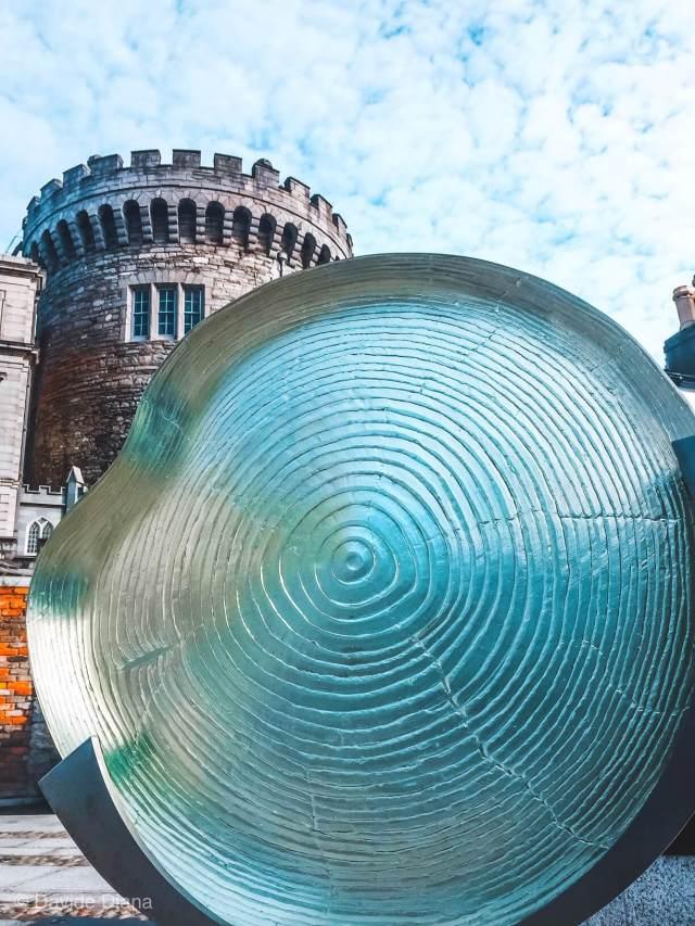 Visitare il castello di Dublino