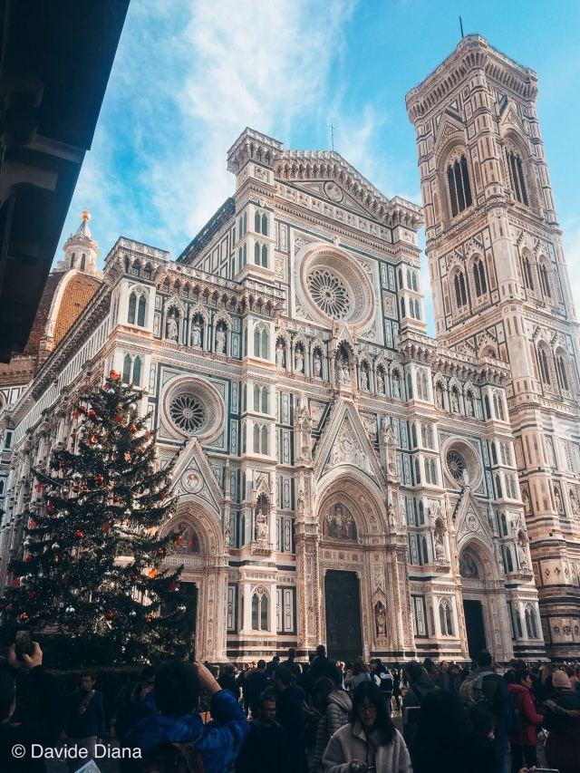 dove si trova l'albero di Natale a Firenze