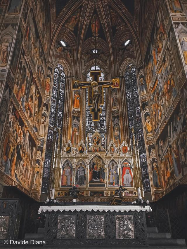 Visitare basilica Santa Croce