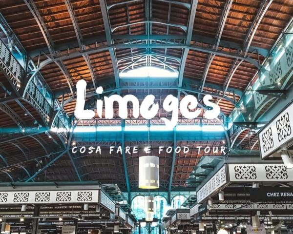 Cosa fare a Limoges: shopping e food tour!