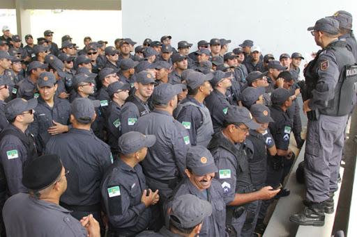 Regras para promoção de policiais militares volta a julgamento no ...