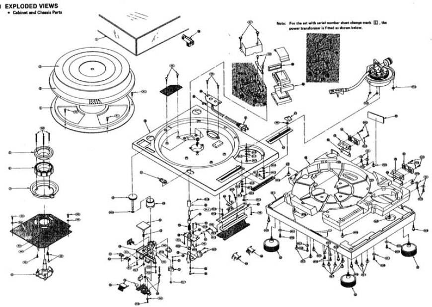 Espolo technics sl 1200
