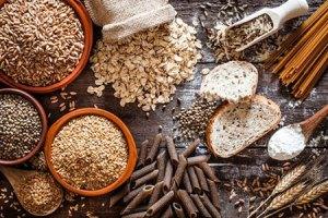 cereali fibre e carboidrati
