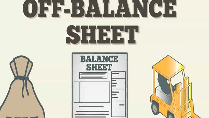 Aset dan Kewajiban Diluar Neraca Keuangan