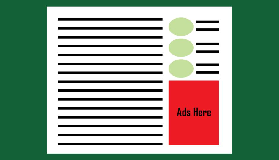 4 Posisi Iklan Adsense Yang Banyak di Klik Orang 1