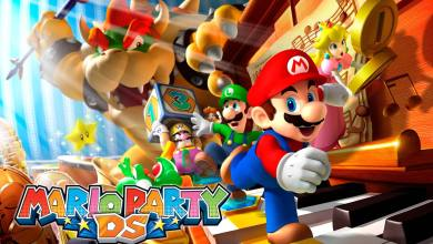 Foto de Wallpaper – Mario Party DS
