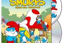 Photo of Lá nos EUA: Smurfs em DVD – 1ª Temporada (Vol. 01)