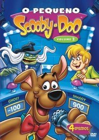 pequeno scooby doo dvd 3
