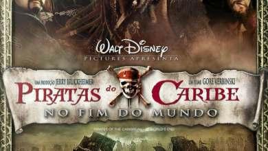 Foto de DVD da semana | Piratas do Caribe 3 – No fim do mundo!