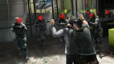 Foto de Ubidays termina e Splinter Cell Conviction é esquecido…
