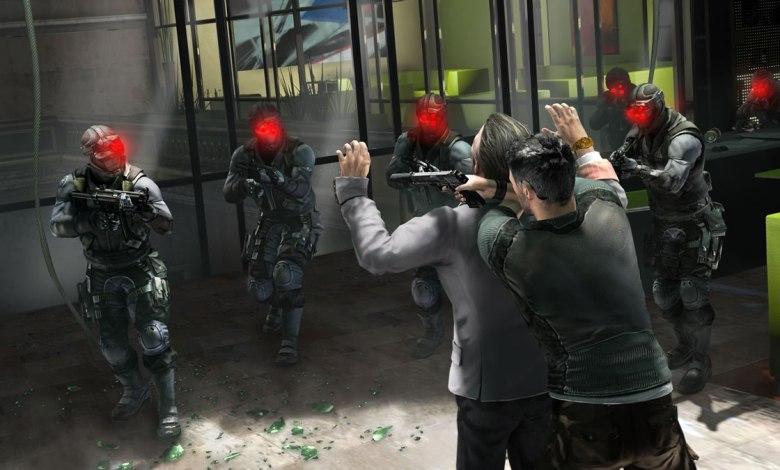 Splinter Cell Conviction Ubidays