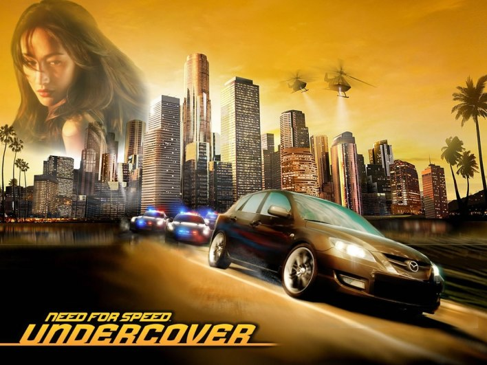 Need For Speed Undercover confirmado