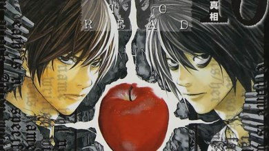 Foto de Detalhes de informações de Death Note 13 – How to Read