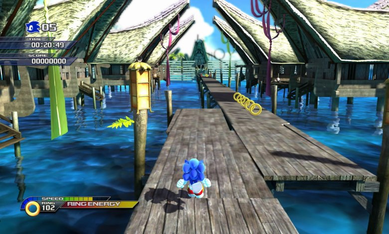 Sonic Unleashed Adabat