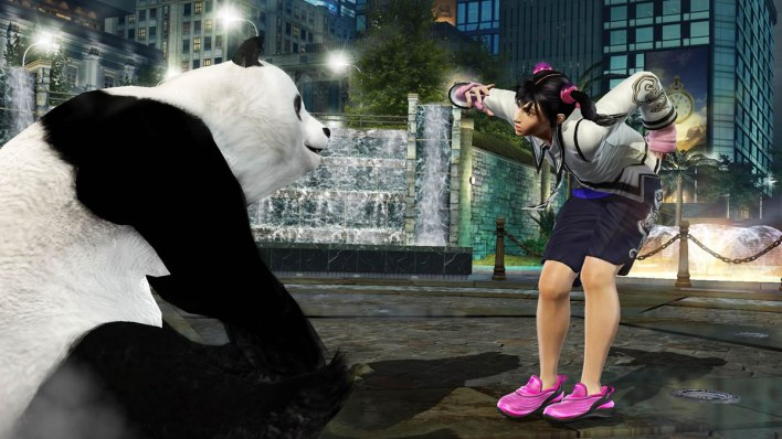 Tekken 6 Panda 02
