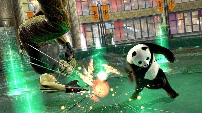 Tekken 6 Panda 03