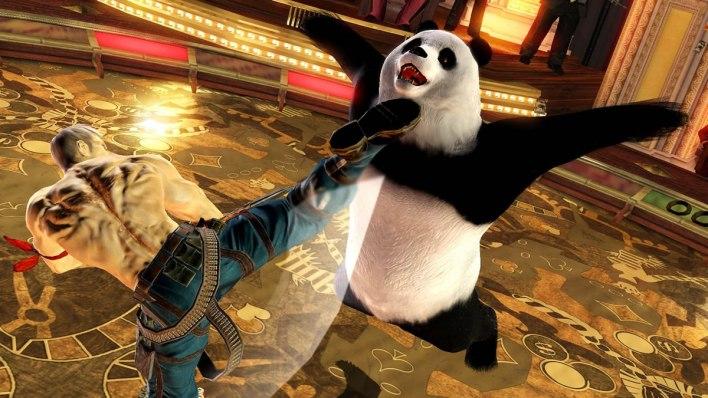 Tekken 6 Panda 01