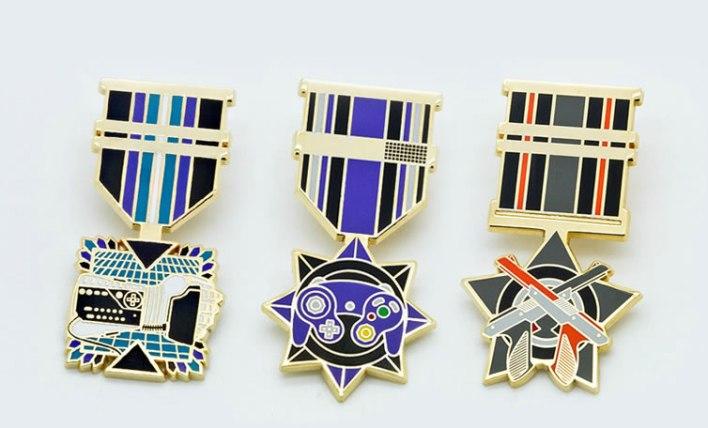 Medalhas de Honra Gamer