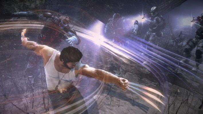 Wolverine Origins Demo