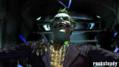 Foto de E3 2009: Coringa gameplay em Batman Arkham Asylum! [Exclusivo do PS3!]