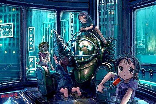 bioshock_anime