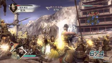 Photo of Data Européia de Dynasty Warriors 6