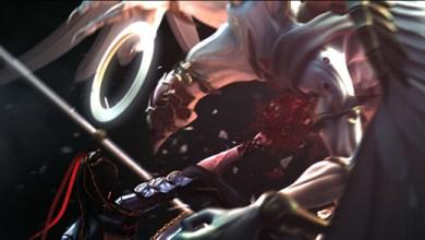 Photo of E3 2009 em vídeo: Bayonetta assusta e espirra sangue em seu gameplay!