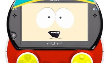 Foto de Cartman influenciou o PSP GO?