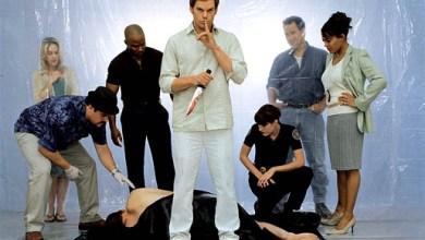Foto de Pôster de divulgação da 4ª Temporada de Dexter