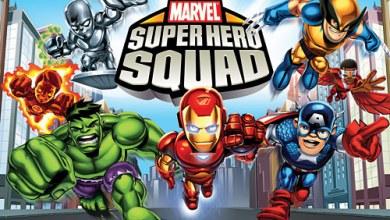Foto de E3 2009: O 1º trailer de Marvel Super Hero Squad!