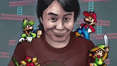 Foto de E3 2009: Miyamoto atrás das cortinas da Nintendo