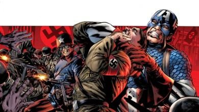 Foto de Captain America: Reborn – edição #2 com capa surpreendentemente nostálgica