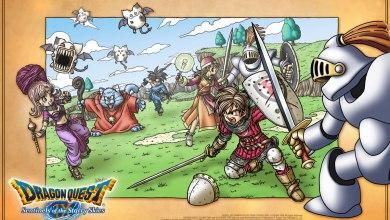 Foto de Dragon Quest IX já vendeu 2 milhões de cópias