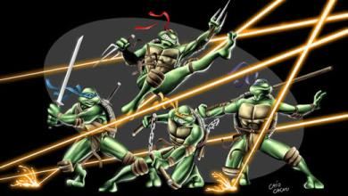Photo of TMNT Smash-UP! Apresentando mais 4 personagens! [Wii]