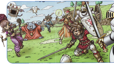 Photo of Dragon Quest IX ganha nota máxima na Famitsu