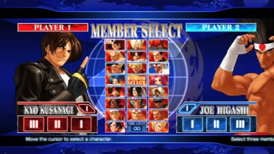Foto de The King of Fighters XII – Espiando o review da Gametrailers