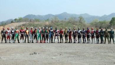 Photo of Todos os Kamen Riders no filme do Decade