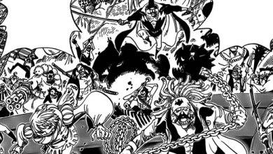 Foto de Conversa de Mangá: One Piece 553 – A Batalha entre os Melhores