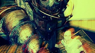 """Foto de O melhor cosplay de Bioshock que já vi! o.O"""""""
