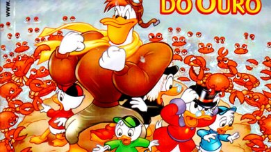 Foto de Preview Exclusivo: HQ DuckTales – A Odisséia do Ouro