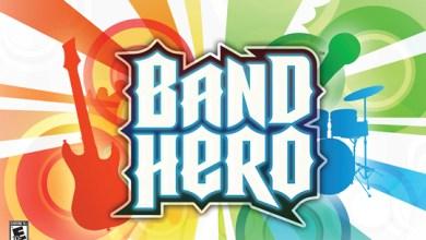 Foto de Lista completa de Músicas de Band Hero é revelada! [Multiplataforma]