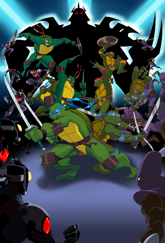 TMNT__Turtles_Forever_by_KidKalig