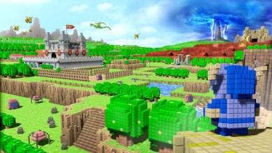 Foto de 3D Dot Game Heroes: Pixels em 3D imitando 2D! [PS3] [Dica do Leitor]
