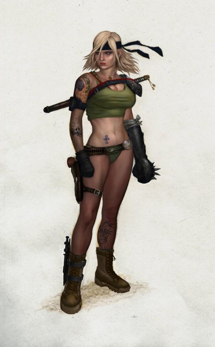 MK reboot Sonya