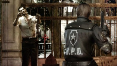 Foto de Novo trailer interativo de Resident Evil: The Darkside Chronicles [Wii]