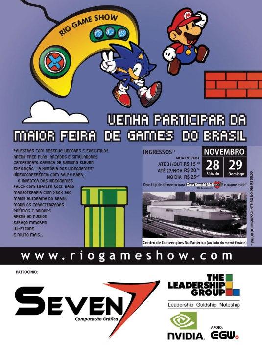 Rio Game Show